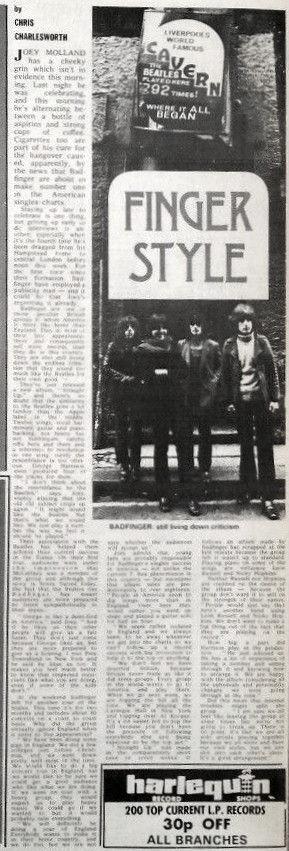 Melody Maker (February 19, 1972) a