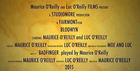 Maurice O'Reilly - Blodwyn
