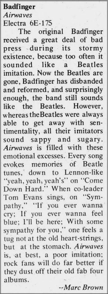 The Daily Pennsylvanian (Mar 22, 1979) Airwaves