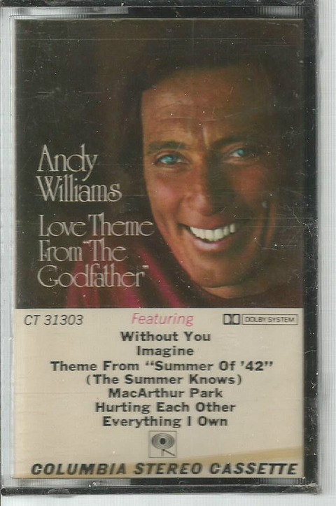 Andy Williams - Cassette CT 31303