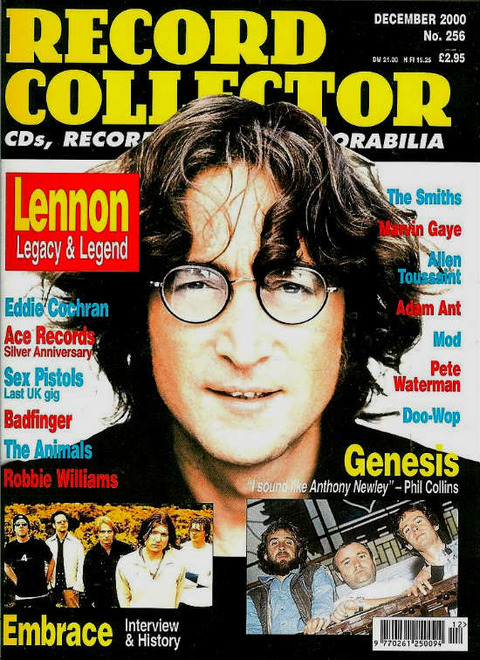 Record Collector #256 (December 2000) cover