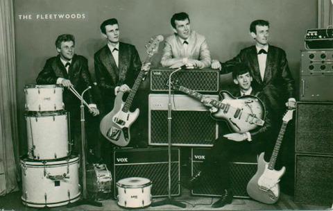 The Fleetwoods Rock Combo Paul Ainsley Group
