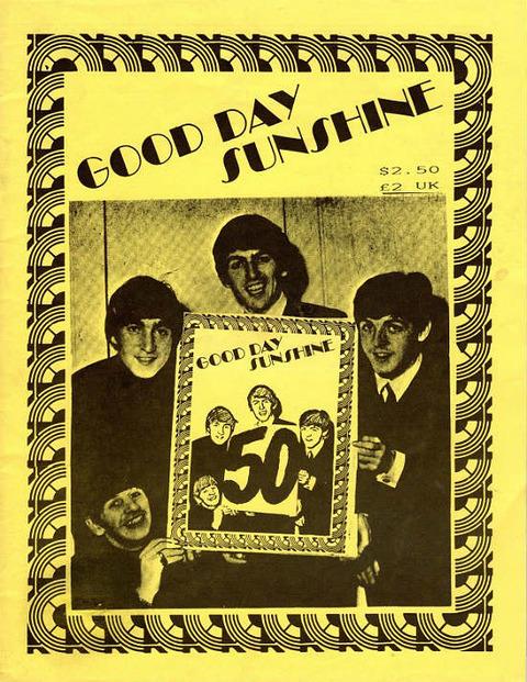 Good Day Sunshine #50 Summer 1989