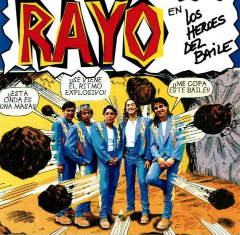 Rayo - Los Héroes del Baile a