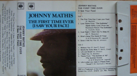 Johnny Mathis - 40-64930 uk