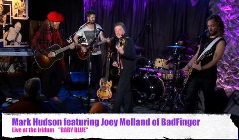 Mark Hudson Joey Molland