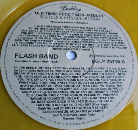 Flash Band (1981) 1r