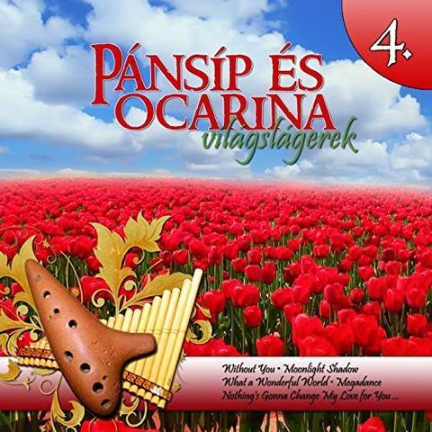 Petre Nicolescu - Pánsíp És Ocarina Világslágerek, Vol 4