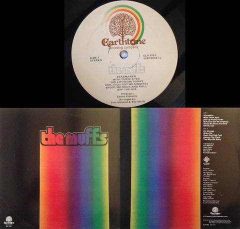 The Muffs LP 1980