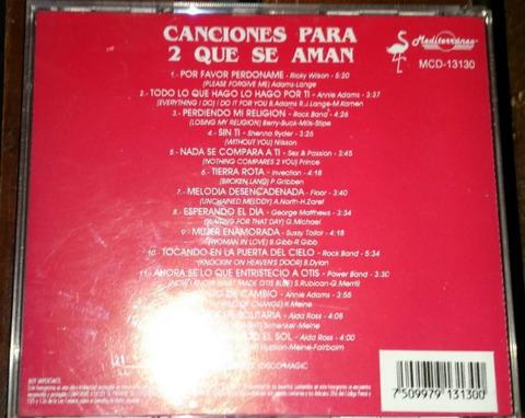 Sheena Ryder - Canciones para 2 que se aman back