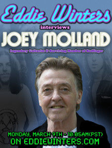 Eddie Winters Joey Molland
