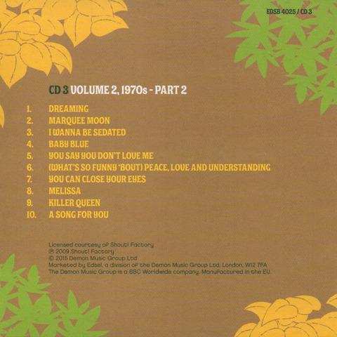 Matthew Sweet and Susanna Hoffs 2015 4CD cd3