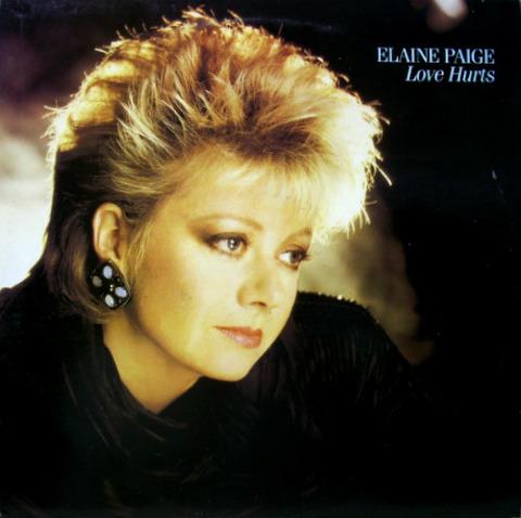 Elaine Paige - Love Hurts WX 28