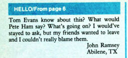 Trouser Press #73 May 1982 b