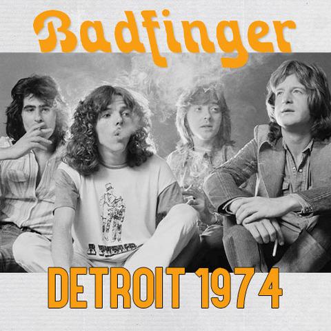Badfinger-Detroit-1974