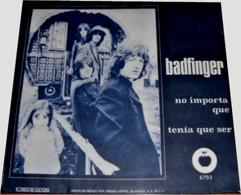 [fake PS] Badfinger - No Matter What (1970 Mexico)