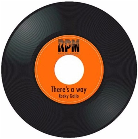 Rocky Gallo - There's A Way