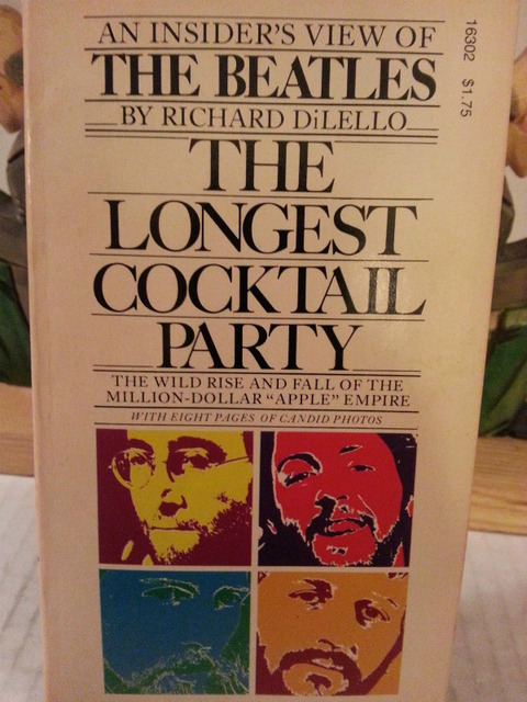 Richard Dilello - The Longest Cocktail Party 1976 a