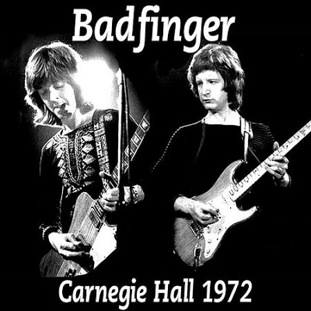 Badfinger Live Carnegie Hall NYC 3-1-1972
