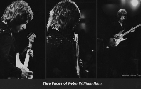 Peter William Ham Badfinger 13 X 19 inch b
