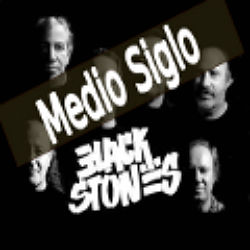 Black Stones - Medio Siglo cd