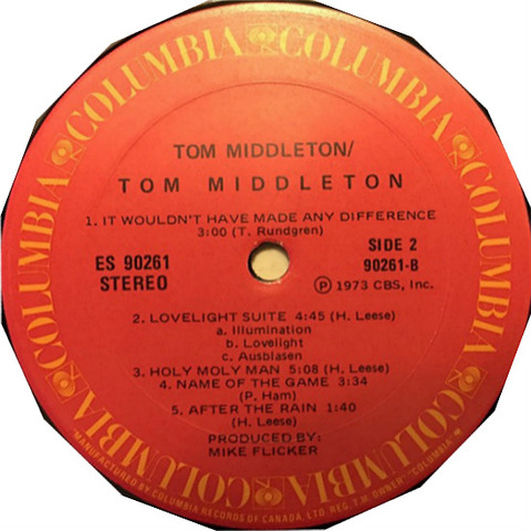 Tom Middleton ES 90261 r