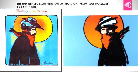 Badfinger - Hold On (unreleased version)