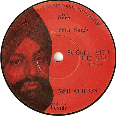 Peter Singh - Rockin' with the Sikh r1