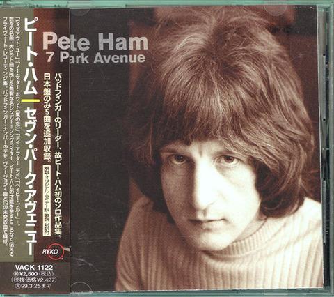 Pete Ham - 7 Park Avenue (1997)