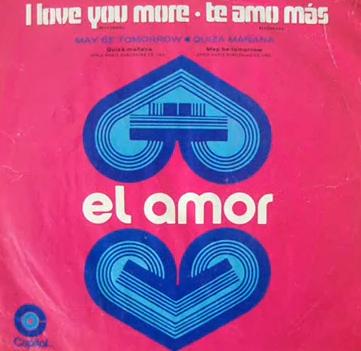 El Amor EP 1971