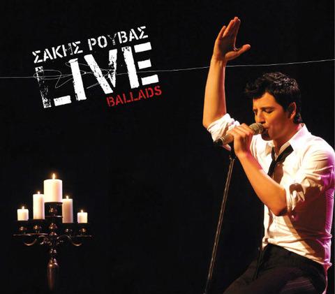 Sakis Rouvas - Live Ballads