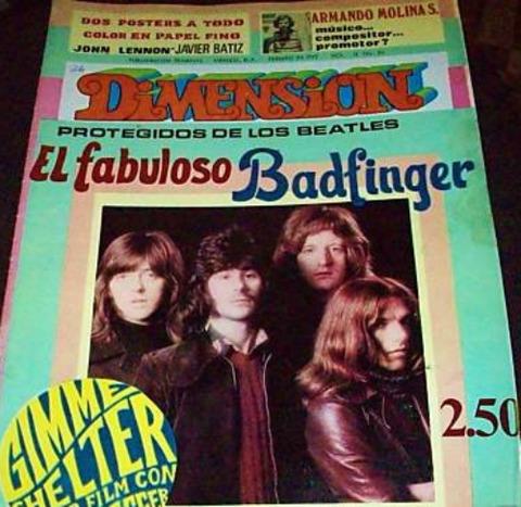 Dimension 1972