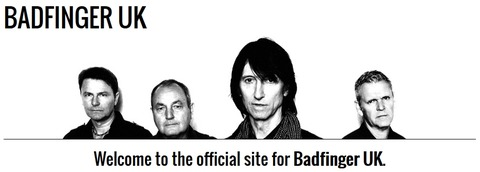 Welcome to the official site for Badfinger UK