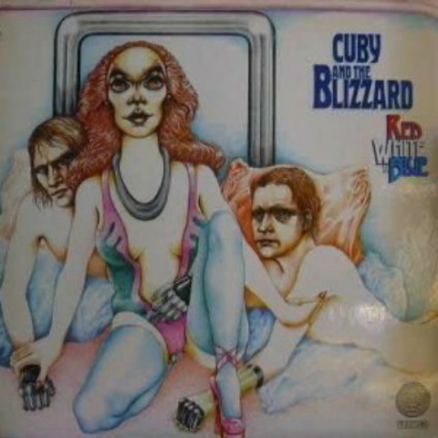 Cuby & The Blizzards - Red White 'n Blue