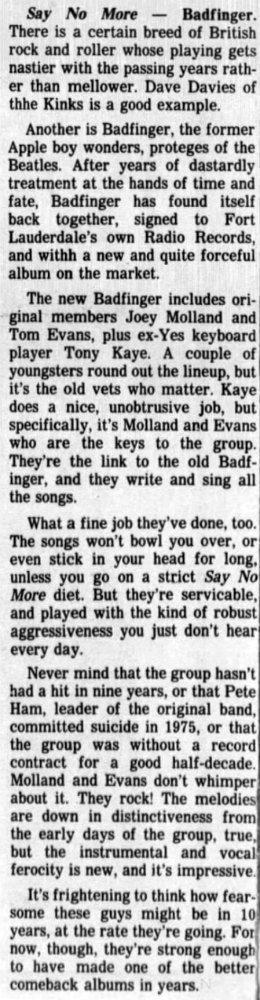 Fort Lauderdale News (Mar 27, 1981)
