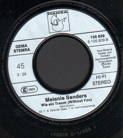Melanie Sanders r