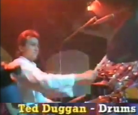 Red On Red Ted Duggan