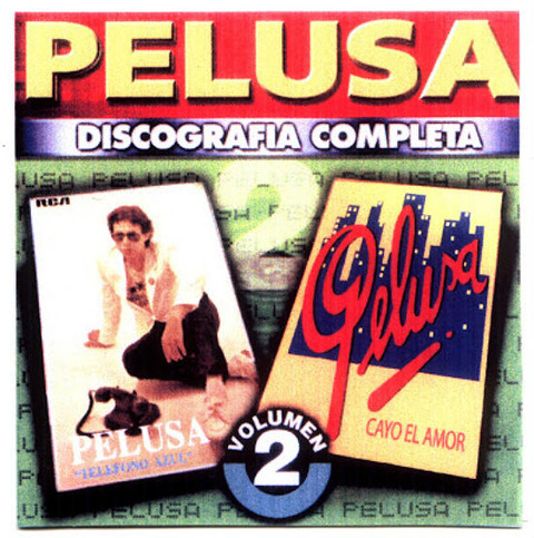 Pelusa - CD