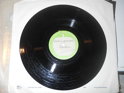 Iveys Christmas Record Apple Acetate (1968)
