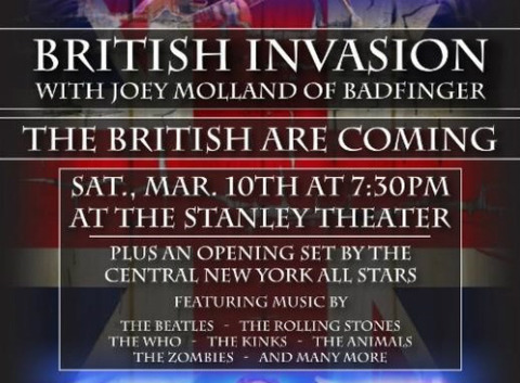 Joey Molland British Invasion Night (Mar 10, 2018)