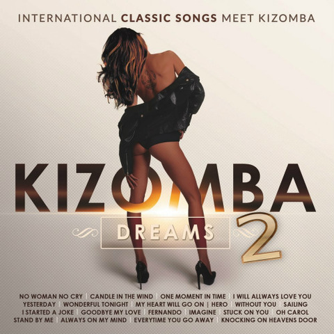 Mary Joy Lola - Kizomba Dreams Vol 2