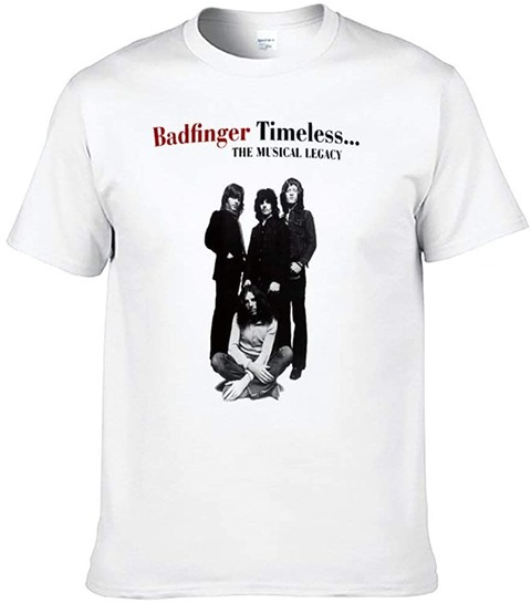 TONIY - Badfinger Timeless Tシャツ
