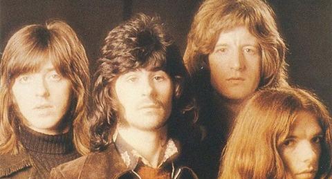 la olvidada banda de rock