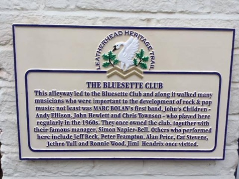 Bluesette Club, Leatherhead