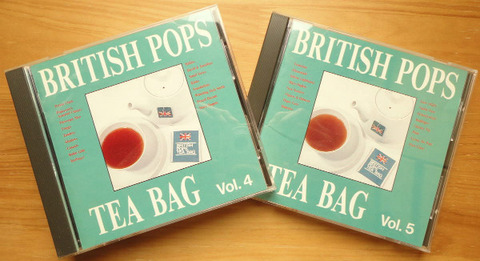 British Pops Tea Bag 4+5