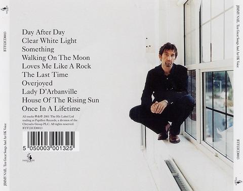 Jimmy Nail - Ten Great Songs and an OK Voice back