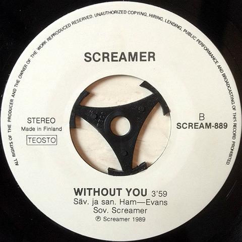 Screamer - 889 r