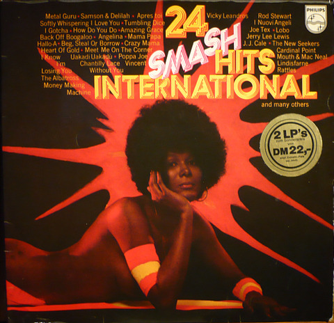 24 Smash Hits International (1972)