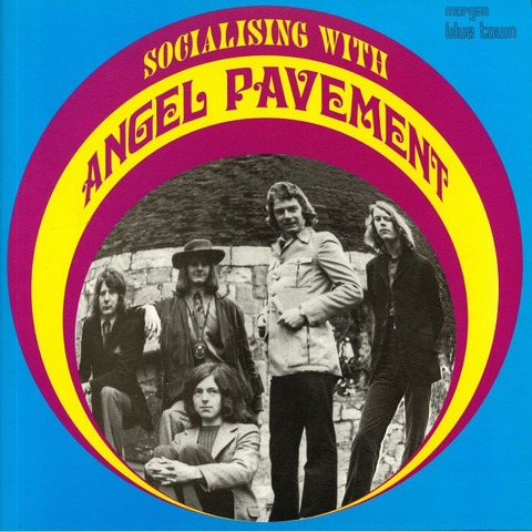 Angel Pavement ‎- Socialising with Angel Pavement BT5019 a