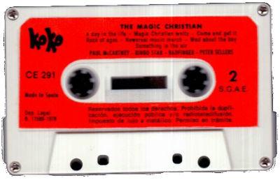 The Magic Christian OST CE 291 r2